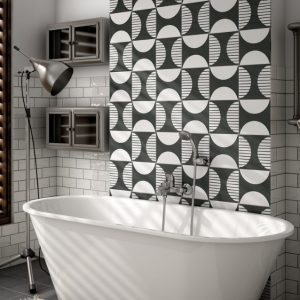 Caprice Deco Moonlight BW-150x150 - Pavé Tile Co
