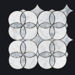 CARRARA GRIGIO FLOWER-150x150 - Pavé Tile Co