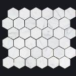 Carrara Hex 50mm