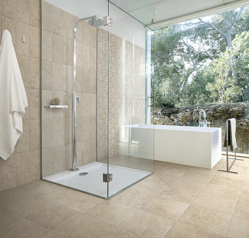 Petra solis tiles melbourne pav tile co - Faience salle de bain imitation pierre ...
