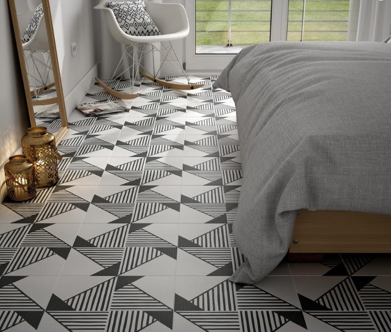 Caprice Decc- bed floor - Pavé Tile Co