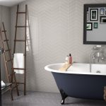 chevron mixed grey bathroom-150x150 - Pavé Tile Co
