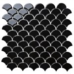 gloss black fan