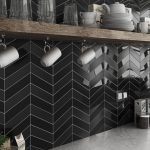 chevron black gloos and matt-150x150 - Pavé Tile Co