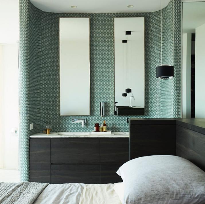 Green Tiles, Melbourne - Pavé Tile Co