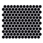 Black 25mm-150x150 - Pavé Tile Co