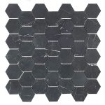 Marquina Hex 50mm