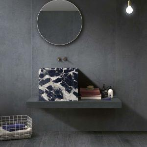 SENSI GRAN ANTIQUE LUX + CROSSROAD COAL-150x150 - Pavé Tile Co