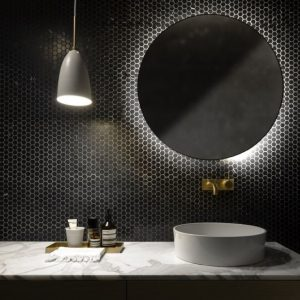 updated BLACK WITH MARBLE (Medium)-150x150 - Pavé Tile Co