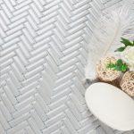 white gloss herringbone small-150x150 - Pavé Tile Co