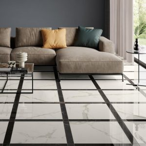 6297_n_PAN-eternity-marquinablack-lux-listello-10mm-marquinablack-lux-quadrato-10mm-statuariowhite-lux-10mm-living-001 300 DPI
